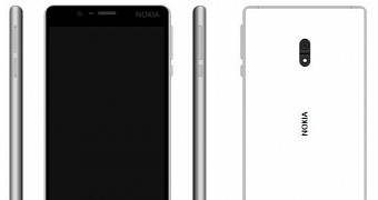 Nokia d1c rumored to pack 5 5 inch display snapdragon 430 cpu android 7 0