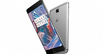 Oneplus 3 to receive android 7 0 nougat by the end of 2016