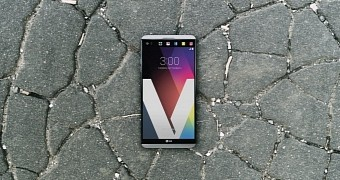The lg v20 has been successfully rooted