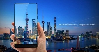 The Thin Bezels Might Doom Xiaomi's Mi Mix, See What Happens When It's Dropped