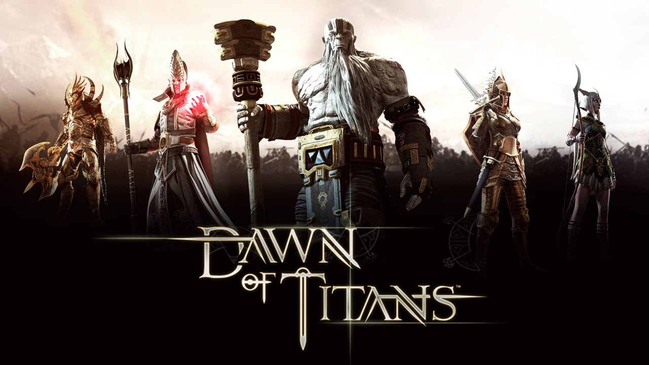 Dawn of Titans For Android