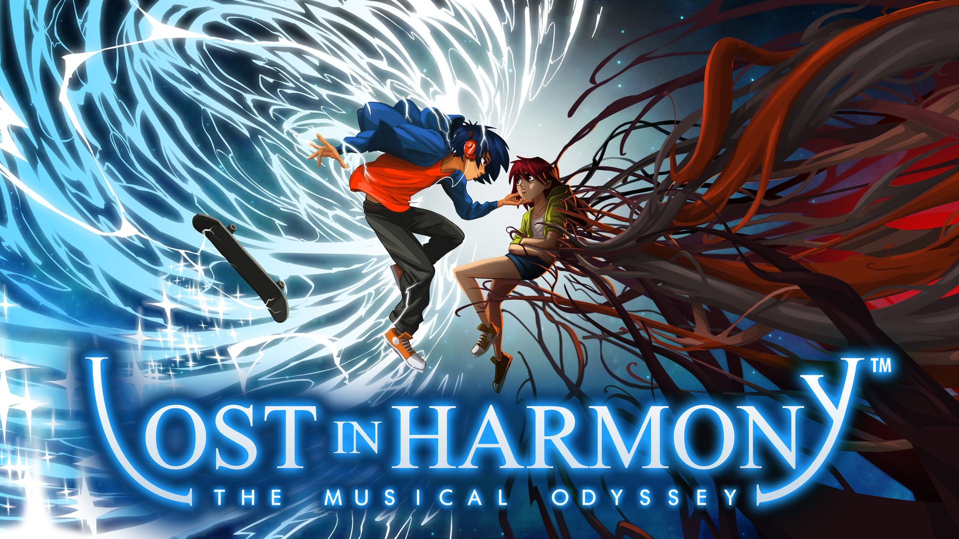 Lost in Harmony Game