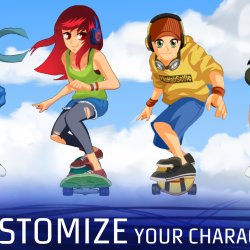 Lost in harmony customize character