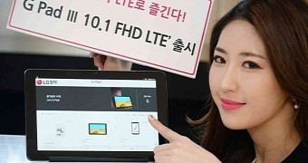 LG G Pad III 10.1 Announced with Octa-Core CPU, Android 6.0.1 Marshmallow