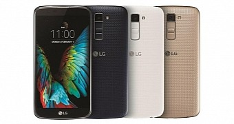 LG K10 (2017) Coming to T-Mobile as LG K20 Plus