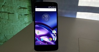 New android nougat update for moto z fixes low volume notification sound issue