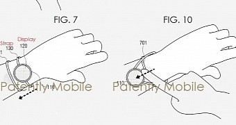 Samsung might launch a smartwatch with foldable display
