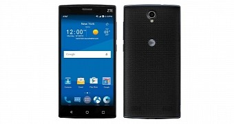 ZTE Zmax 2 Receiving Android 6.0.1 Marshmallow Update at AT&T