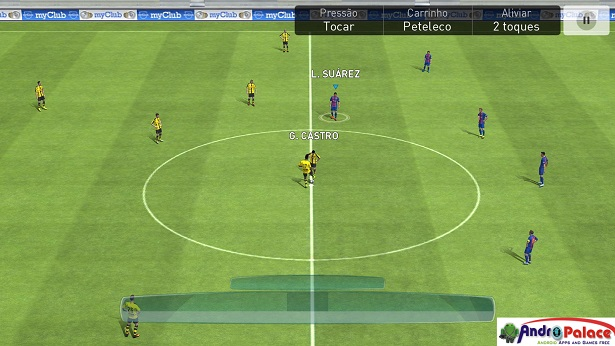 Pes 2017 gameplay graphics
