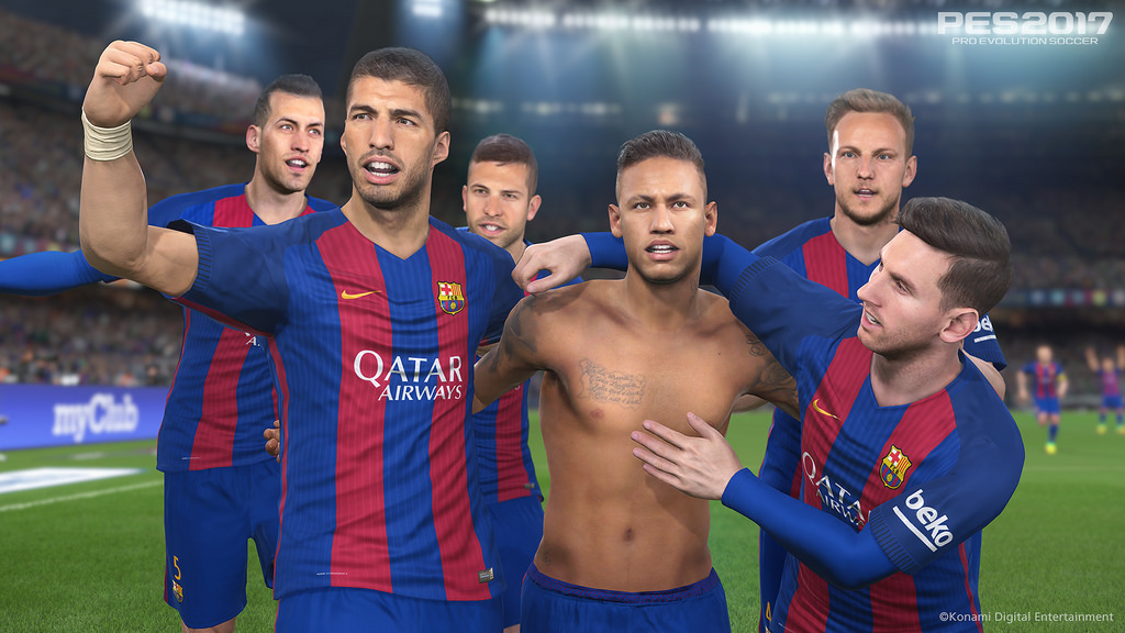 Download PES 2017 For Android