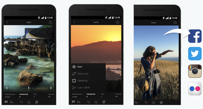 Photoshop Lightroom For Android