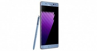 Airlines lift notification on galaxy note 7 but the phone remains banned