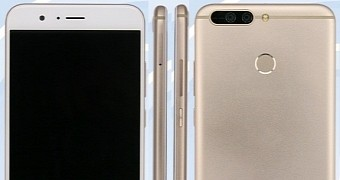 Honor flagship with 5 7 inch qhd display 6gb ram coming soon