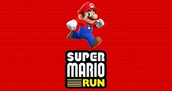 Nintendo lists super mario run in the google play so players can pre register