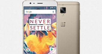 OnePlus 3T Soft Gold Variant to Arrive on January 6