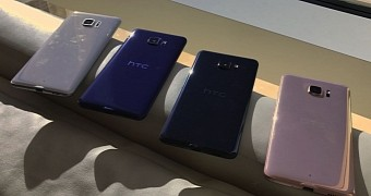 Secondary display on flagship htc u ultra revealed in live images