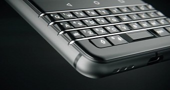 TCL Showcases the New Unnamed BlackBerry Smartphone to Be Announced at MWC
