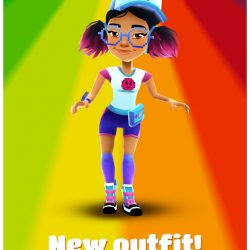 Subway surfers girl player
