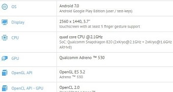 Asus zenfone 4 with 6gb of ram and sd820 spotted on benchmarking site
