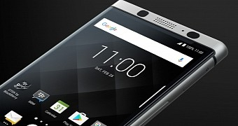 Blackberry accidentally posts keyone mercury official specs and pictures
