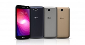 LG X Power 2 Officially Introduced with Massive 4,500 mAh Battery, Octa-Core CPU