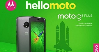 Moto g5 and g5 plus press renders and specs revealed by spanish retailer