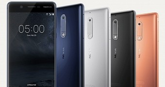 Nokia 3 5 and modern 3310 introduced with premium design affordable price