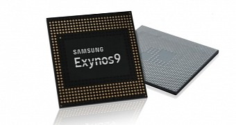 Samsung Announces Exynos 9 Series 8895 CPU Built on 10nm Process Technology