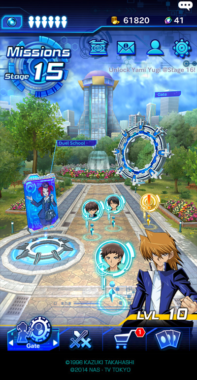 yugioh duel links download size