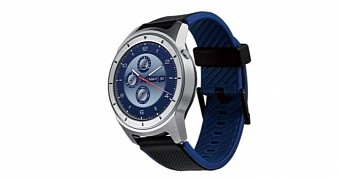 ZTE Quartz Android Wear 2.0 Smartwatch Could Be Announced at MWC 2017
