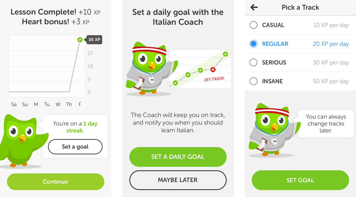 Duolingo-App-Kids - Android Red