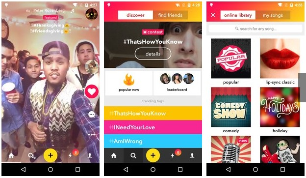 Download Musical.ly For Android