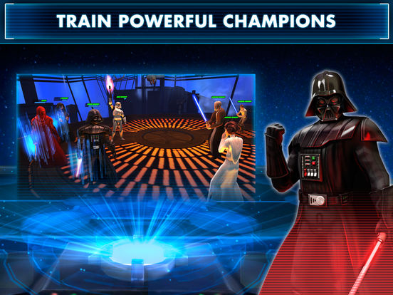 Download Star Wars: Galaxy of Heroes For Android