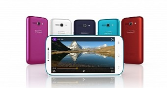 Nokia Owns the Alcatel Smartphone Brand, but It's Licensed to TCL