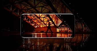 Samsung enhanced camera capabilities on the galaxy s8 and s8 plus