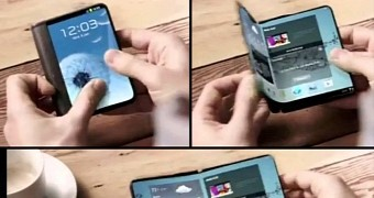 Samsung galaxy x foldable smartphone unlikely to arrive this year