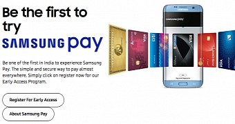Samsung pay to arrive on non flagship smartphones starting in india
