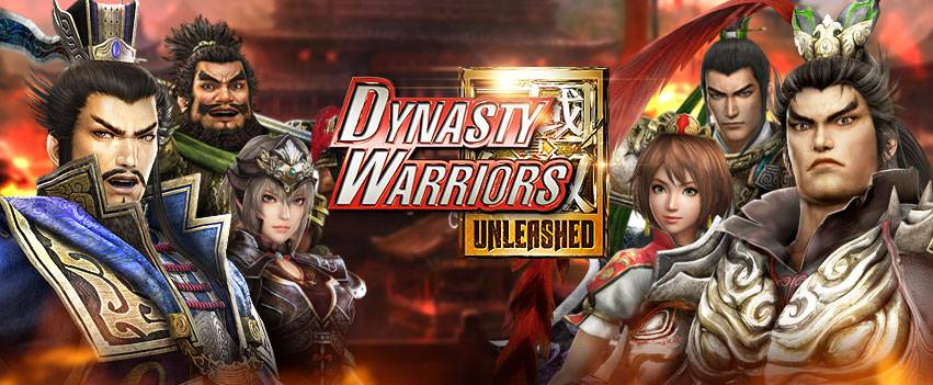 Download Dynasty Warriors: Unleashed Game