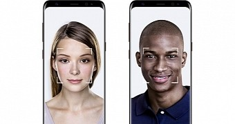 Face recognition on galaxy s8 can be bypassed with a photo report says