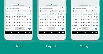Gboard for android gets update with new languages and text editing tools