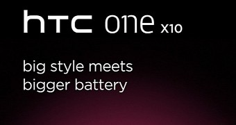 Htc one x10 official poster hints at massive battery capacity