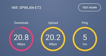 Meteor review best android app to test your internet speed in the real world