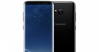 Some samsung galaxy s8 users complain about wireless charging issue