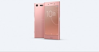 Sony releases new bronze pink color option for xperia xz premium