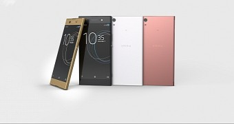 Sony xperia xa1 to arrive in the us on may 1 for 299 99