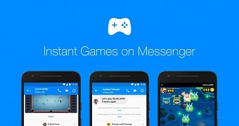Facebook announces global release of instant games on messenger