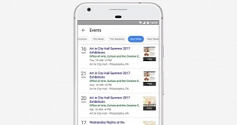 Google adds local events to search results on mobile