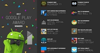 Google announces the winners of this year s play awards