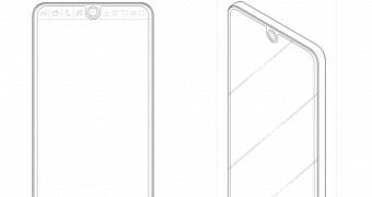 Lg patent reveals bezel less screen possibly arriving on the v30