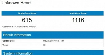 Nokia 9 flagship with 8gb of ram spotted in benchmark
